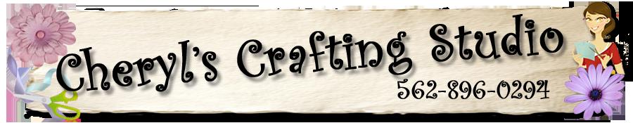 Cheryls Crafting Studio