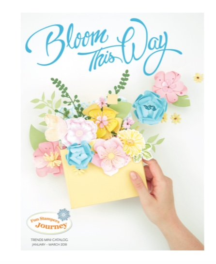 Bloom This Way Mini Catalog Goes Live January 1st